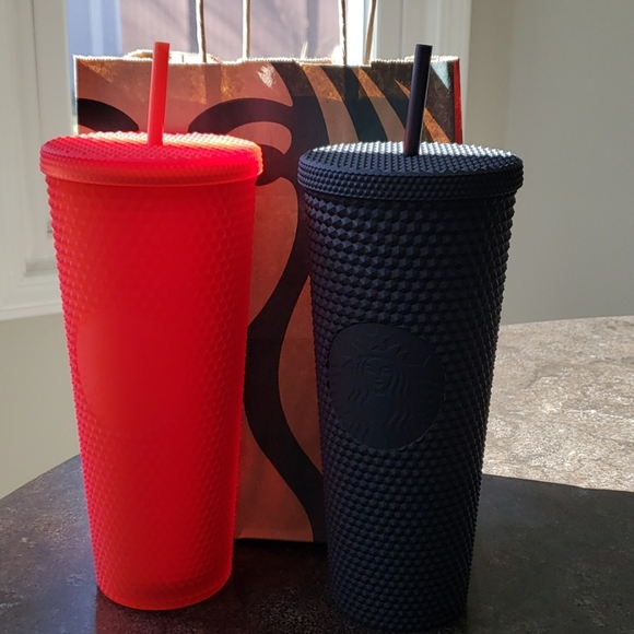 Bundle - Starbucks Lmtd Edition Red and Black